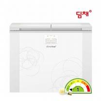 위니아_ 딤채 2017년형 김치냉장고 DOS-206DJG (뚜껑형/200ℓ)
