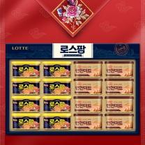 (롯데푸드)로스팜 복합1호 선물세트/추석선물세트