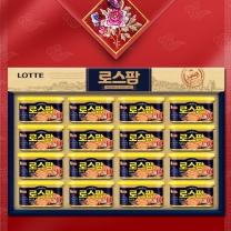 (롯데푸드)로스팜 4호 선물세트/추석선물 햄선물세트