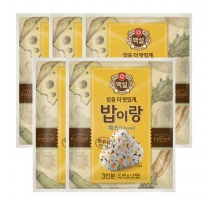 [CJ직배송] 밥이랑 치즈 27g X 5개 (9g X 15봉)