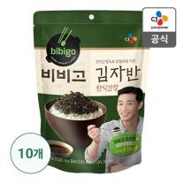 [CJ직배송] 비비고 한식김자반 50g X10개 (총10개)