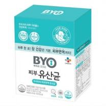 [CJ직배송] BYO피부유산균 2.5g 30포 X1박스(30일분)