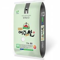 [농협양곡] 2017년산 대왕님표 여주쌀(추청) 10kg