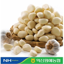 [익산원예농협/산지직송] 깐마늘 3kg