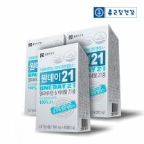 [종근당건강] 원데이21 멀티비타민 3세트 (총6개월분)