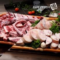 [名品횡성청정한우]곰거리 4호 6.0kg(꼬리 4.0kg+우족 2.0kg)