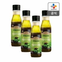 [CJ직배송] 이탈리안드레싱235gX4개