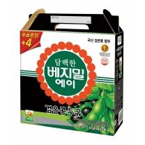 베지밀 담백한검은콩A두유 190ml*12+4박스(총 64팩)[유통기한:2019.02.15]