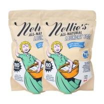 [넬리] 소다세제 파우치 (100회) 1.5kg x 2개