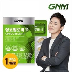 GNM자연의품격 징코빌로바11 1박스 (1개월분)