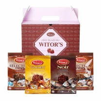 위토스 프랄린 초콜릿 4입선물세트