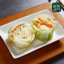 한입에 반한 싱싱 백김치 2kg/무료배송