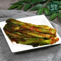 한입에 반한 싱싱 갓김치 1kg/무료배송