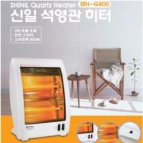 신일산업 히터/석영관/2단온열조절 SEH-W800S