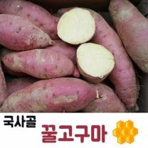(인빌푸드)예천 사랑가득 꿀고구마(베니하루카) 3kg