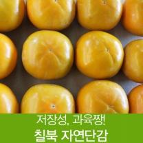 (인빌푸드)칠북 자연단감(달래농장) 10kg(59개내)