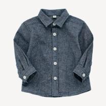 [바보사랑]시크 데님코튼 셔츠 T163