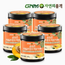 GNM자연의품격 순수한 와일드망고씨앗가루 분말 파우더 100g 5통