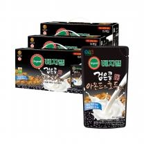 베지밀 검은콩 아몬드호두두유(파우치) 190ml*45입