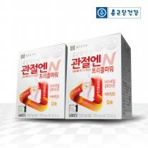 [종근당건강] 관절 엔 트리플파워 2세트 (2개월분)