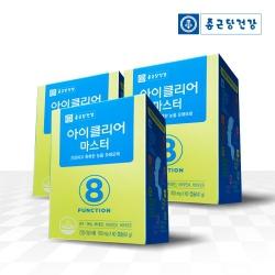 [종근당건강] 루테인오메가3 아이클리어 마스터 3박스 (3개월분)