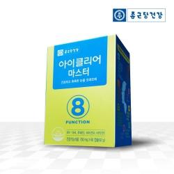 [종근당건강] 루테인오메가3 아이클리어 마스터 1박스 (1개월분)