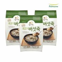 [풀무원 직배송]쇠고기버섯죽 500g(2인분)X3개