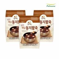 [풀무원직배송]새알동지팥죽 500g(2인분)X3개