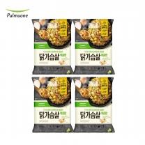 [풀무원 직배송]닭가슴살볶음밥 450gx4봉