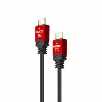 TG삼보 HDMI 2.0 프리미엄 레드 케이블 3m