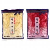 초생강(백초생강, 적초생강 중 택 1)1.3kg