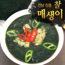 전남 장흥 찰매생이 400g 3봉