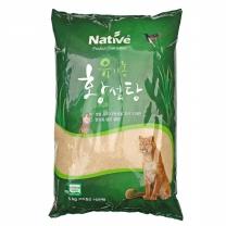 Native 유기농 황설탕(5kg)