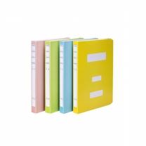 [130550]대용량 컬러정부화일(10개팩/청색/F1194-7/문화산업)