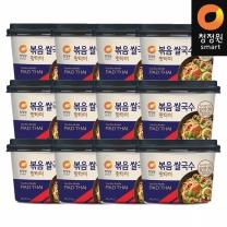 청정원 볶음쌀국수 팟타이 82gx12개