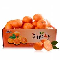 서귀포 레드향 1kg 5과내외(2box 구매시 3kg 발송)