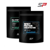 SP스포츠 메가팩 WPC 3kg + 메가팩 I 3kg 세트 단백질보충제