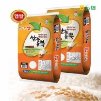 [농협] 청원생명쌀 쌀눈 듬뿍쌀 10kg x 2포