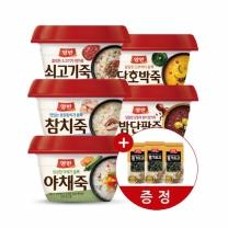 [동원] 양반죽 285g x11개 + (들기름식탁김(10매) x3봉 증정)