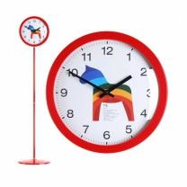 [바보사랑]무소음 스탠드 시계 (다솜A) /우드,엔틱,무소음 벽시계