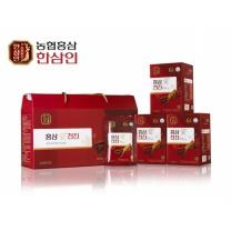 [농협홍삼/한삼인] 홍삼애 천진 70ml*10포*3박스
