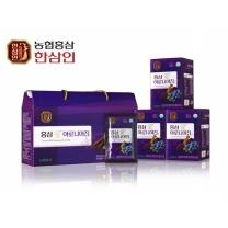 [농협홍삼/한삼인] 홍삼애 아로니아진 70ml*10포*3박스