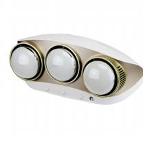 니코 시력보호 3구 욕실히터 UMH-7033B