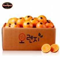 [퓨어스펙]네이블 오렌지 4kg 중소과(20~25과)
