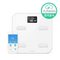 YUNMAI 윈마이 스마트 체중계 컬러 M1302 / EST