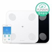 YUNMAI 윈마이 미니2 WIFI 스마트 체중계 M1720 /EST