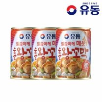 [유동] 매운왕왕꼬막 280g x3개