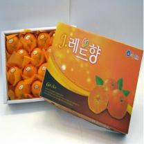 (인빌푸드)상예 레드향 3kg(10-17과)