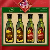 롯데푸드 오일 컬렉션 혼합유 6호 설 추석 선물세트