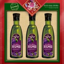롯데푸드 오일 컬렉션 포도씨유 1호 설 추석 선물세트
